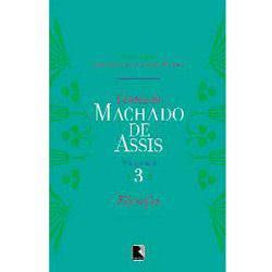 Livro - Contos de Machado de Assis - Volume 3