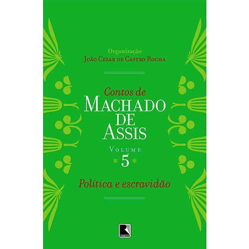 Livro - Contos de Machado de Assis - Volume 5