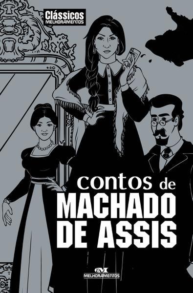 Livro - Contos de Machado de Assis