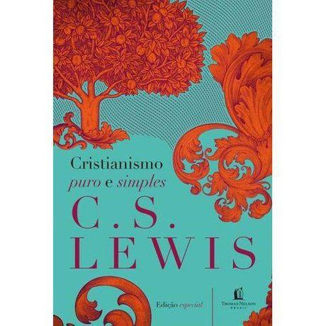 Livro Cristianismo Puro e Simples