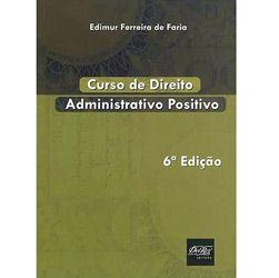Livro - Curso de Direito Administrativo Positivo