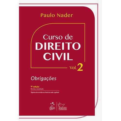 Livro - Curso de Direito Civil - Obrigações