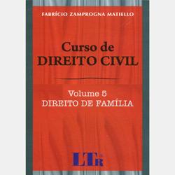Livro - Curso de Direito Civil - Vol. 05 - Direito de Família