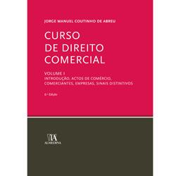 Livro - Curso de Direito Comercial, V.1