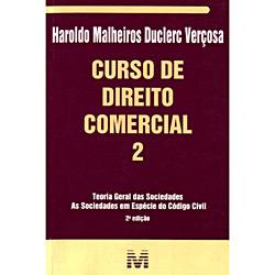 Livro - Curso de Direito Comercial Vol. 2