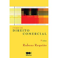 Livro - Curso de Direito Comercial: Vol. 1