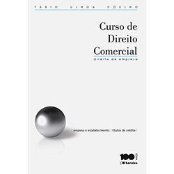 Livro - Curso de Direito Comercial - Vol. 1