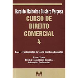 Livro - Curso de Direito Comercial - Vol. IV