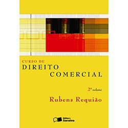 Livro - Curso de Direito Comercial 2º Volume