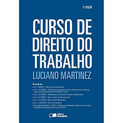 Livro - Curso de Direito do Trabalho