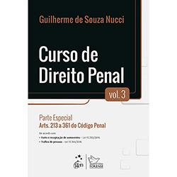 Tudo sobre 'Livro - Curso de Direito Penal: Parte Especial'