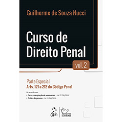 Livro - Curso de Direito Penal: Parte Especial