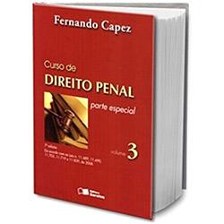 Livro - Curso de Direito Penal, Vol. 3