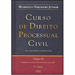 Livro - Curso de Direito Processual Civil - Vol. 3