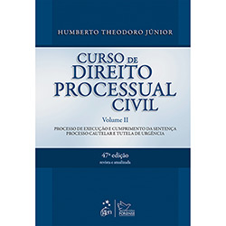Livro - Curso de Direito Processual Civil - Vol. Ll