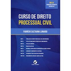 Livro - Curso de Direito Processual Civl