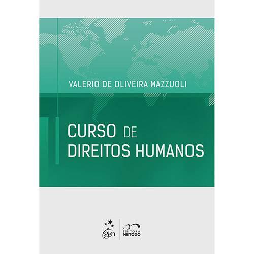 Tudo sobre 'Livro - Curso de Direitos Humanos'