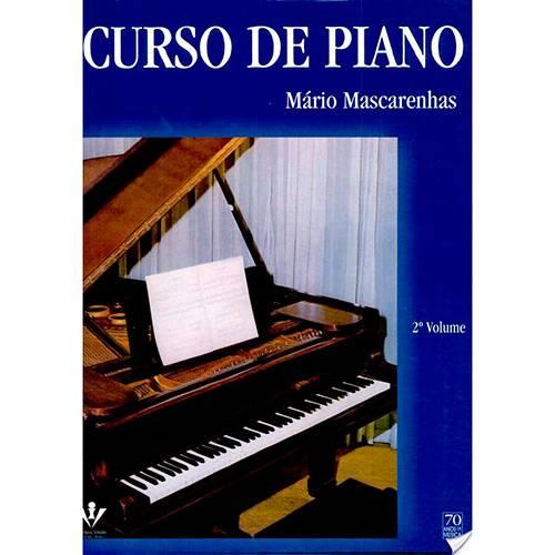 Tudo sobre 'Livro - Curso de Piano - Vol. 2'