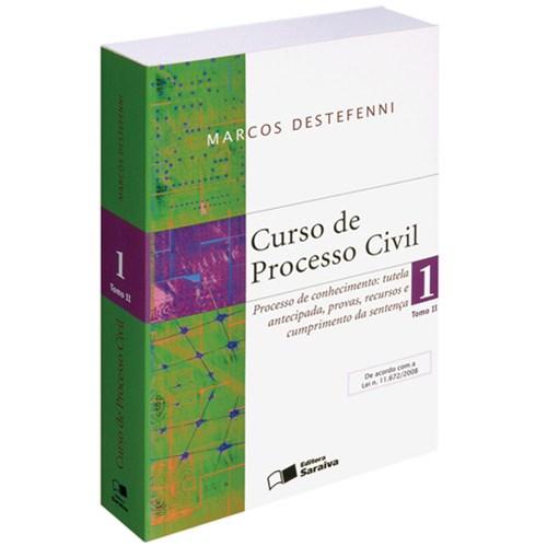 Livro - Curso de Processo Civil 1 - Tomo 2