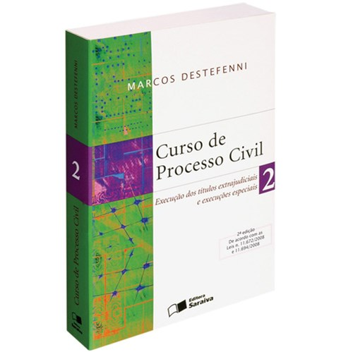 Livro - Curso de Processo Civil - 2