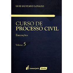 Livro - Curso de Processo Civil: Execuções - Vol. 5