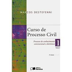 Livro - Curso de Processo Civil - Tomo 1
