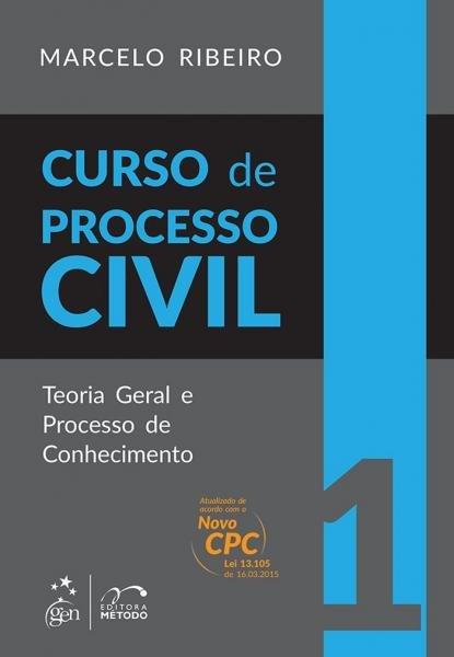 Livro - Curso de Processo Civil - Vol. 1