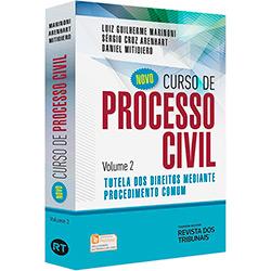 Livro - Curso de Processo Civil Vol. 2
