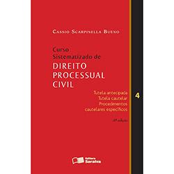 Livro - Curso Sistematizado de Direito Processual Civil 4