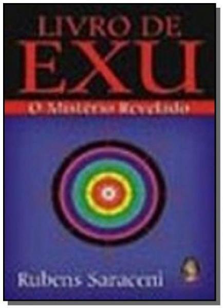 Livro de Exu - Madras