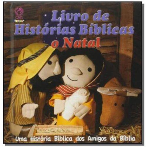 Livro de Historias Biblicas - o Natal