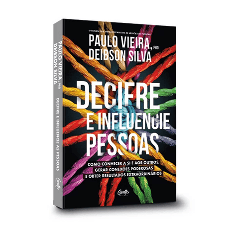 Tudo sobre 'Livro Decifre e Influencie Pessoas'