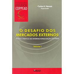 Livro - Desafio dos Mercados Externos, o