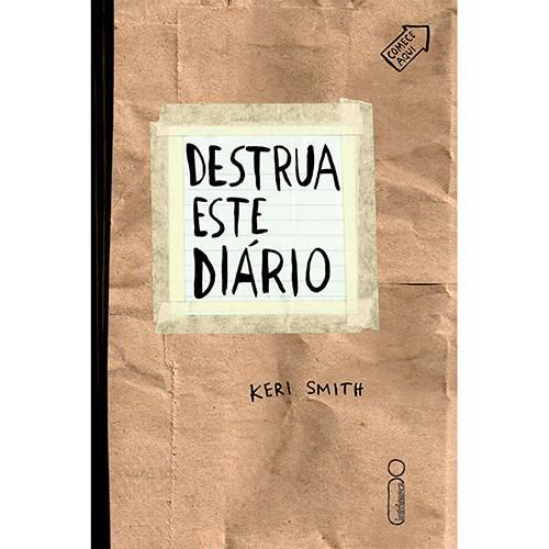 Tudo sobre 'Livro - Destrua Este Diário'
