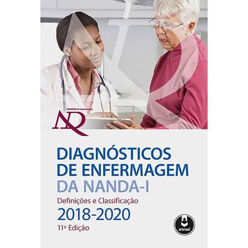 Tudo sobre 'Livro - Diagnóstico de Enfermagem da Nanda-I'