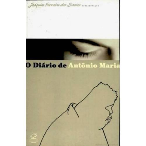 Livro - o Diário de Antônio Maria