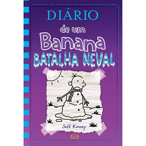 Tudo sobre 'Livro - Diário de um Banana 13: Batalha Neval'