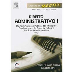 Livro - Direito Administrativo I