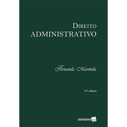 Livro - Direito Administrativo