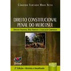 Livro - Direito Constitucional Penal do Mercosul