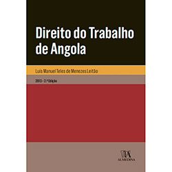 Livro - Direito do Trabalho de Angola