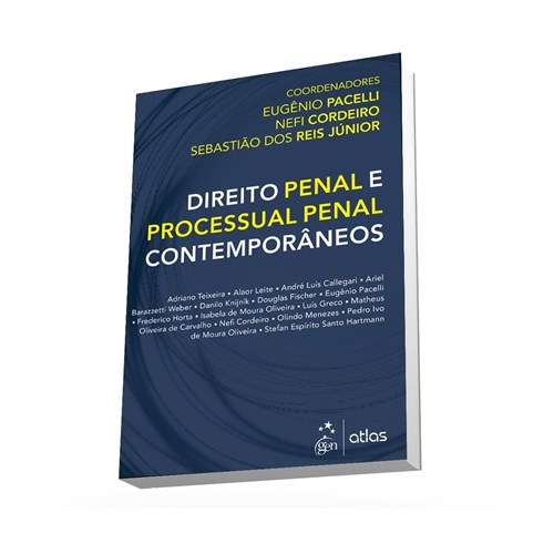 Livro - Direito Penal e Processual Penal Contemporâneos - Pacelli