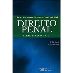 Livro - Direito Penal - Parte Especial Vol. 2 - 2 Ed.