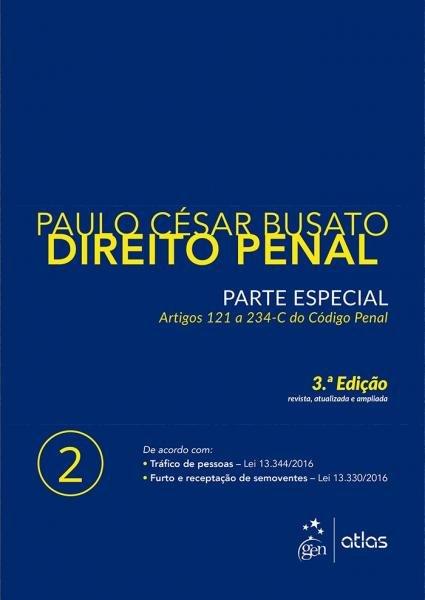 Livro - Direito Penal - Parte Especial - Vol. 2