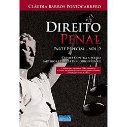 Livro - Direito Penal - Parte Especial - Volume 2