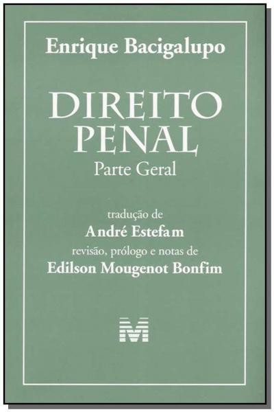 Livro - Direito Penal: Parte Geral - 1 Ed./2005