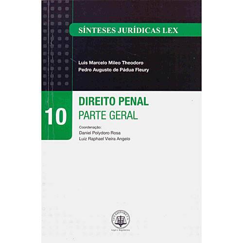 Livro - Direito Penal - Parte Geral