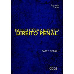 Livro - Direito Penal: Parte Geral