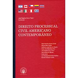 Livro - Direito Processual Civil Americano Contemporâneo