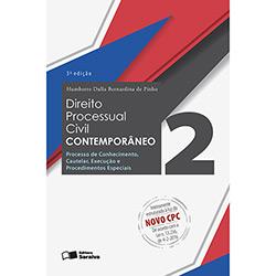 Livro - Direito Processual Civil Contemporâneo